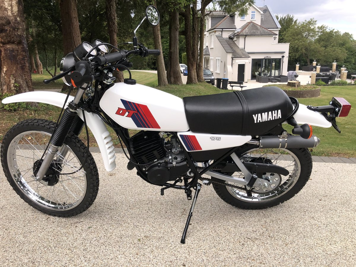 1981 DT175MX Full Restoration For Sale (picture 2 of 6)