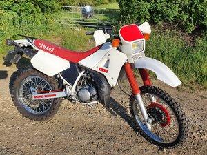 1989 Original rare Yamaha DT125R