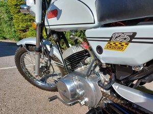 1968 Yamaha AT1 125 Classic
