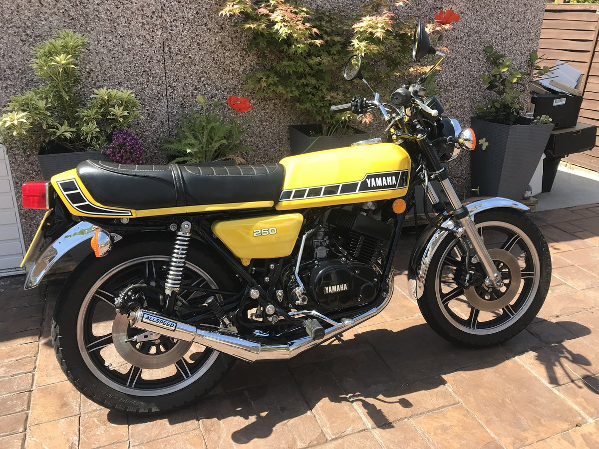 1979 Yamaha RD250 E For Sale (picture 1 of 6)