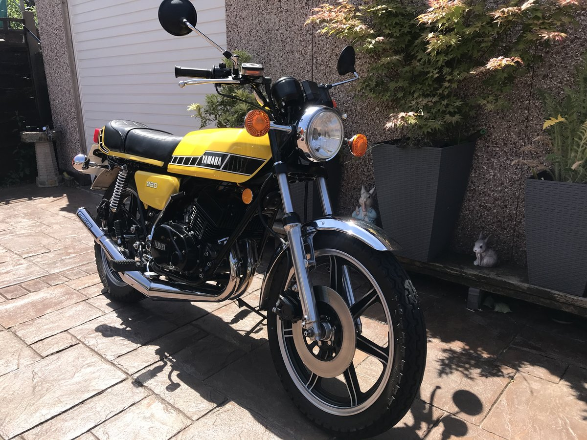 1979 Yamaha RD250 E For Sale (picture 2 of 6)