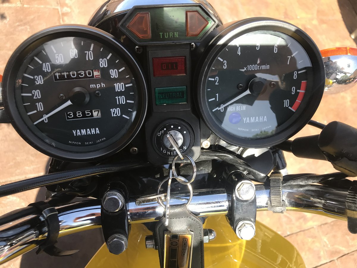 1979 Yamaha RD250 E For Sale (picture 3 of 6)