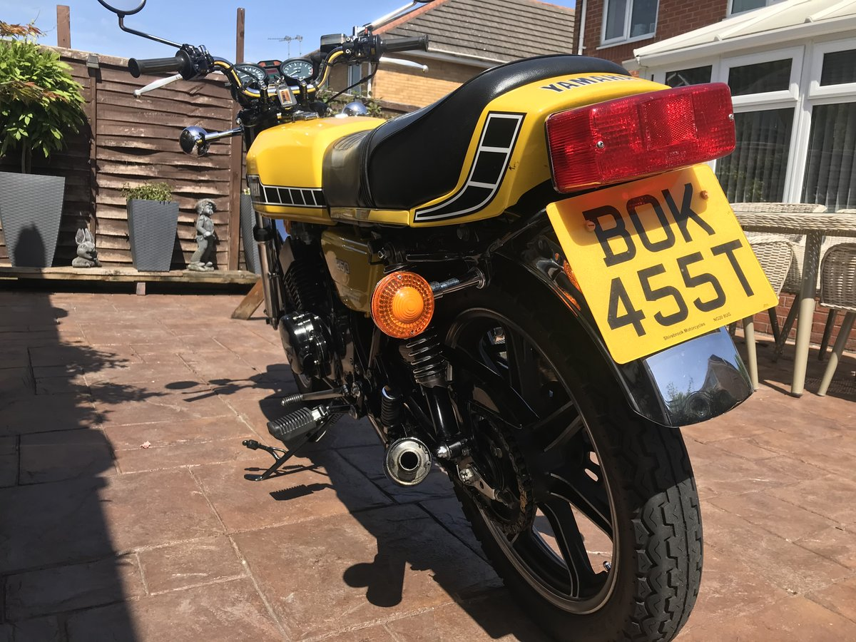 1979 Yamaha RD250 E For Sale (picture 4 of 6)