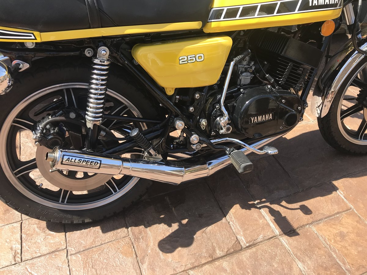 1979 Yamaha RD250 E For Sale (picture 5 of 6)