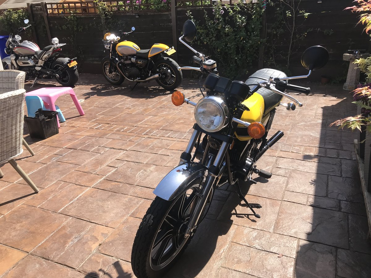 1979 Yamaha RD250 E For Sale (picture 6 of 6)