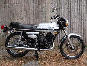 1976 Yamaha RD250