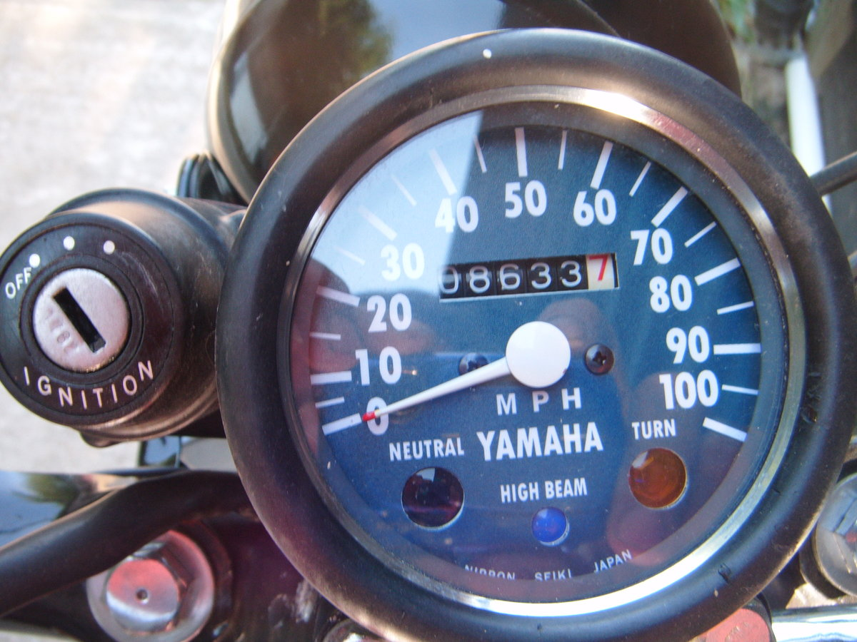 1976 YAMAHA RD125  For Sale (picture 4 of 6)