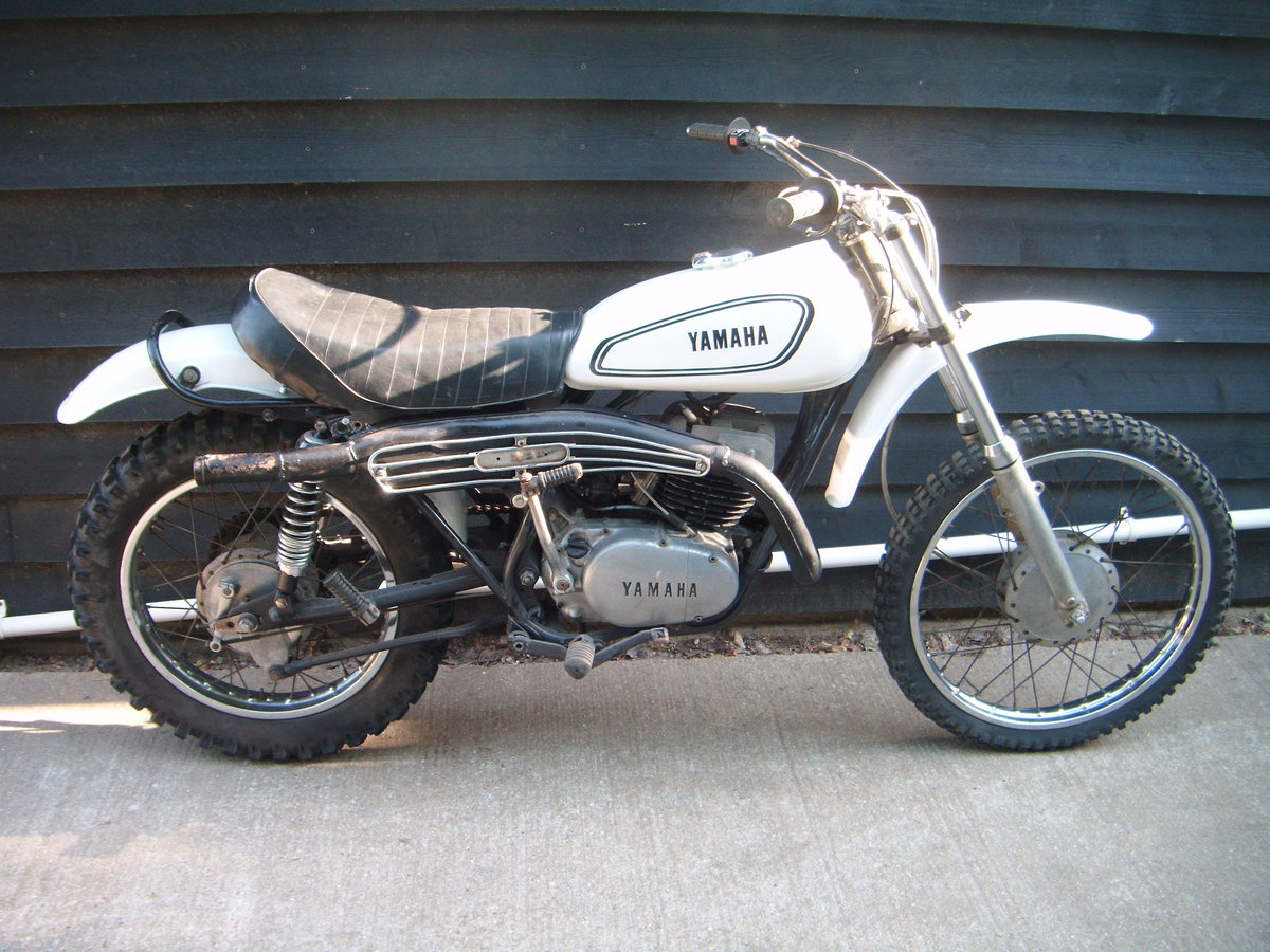 1972 YAMAHA DT250 DT2 MOTORCROSS SCRAMBLER For Sale (picture 1 of 6)