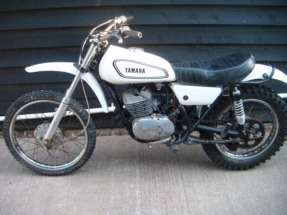1972 YAMAHA DT250 DT2 MOTORCROSS SCRAMBLER For Sale (picture 2 of 6)