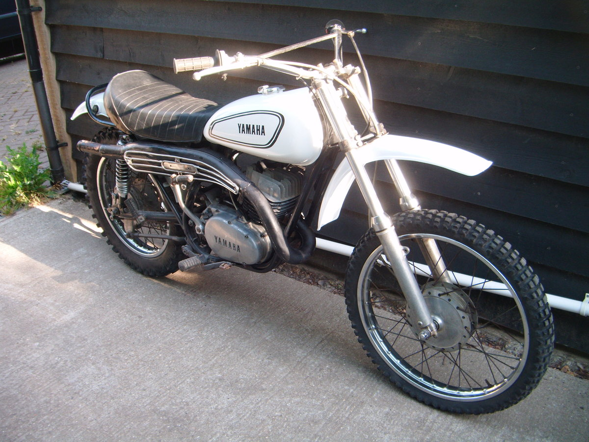 1972 YAMAHA DT250 DT2 MOTORCROSS SCRAMBLER For Sale (picture 4 of 6)