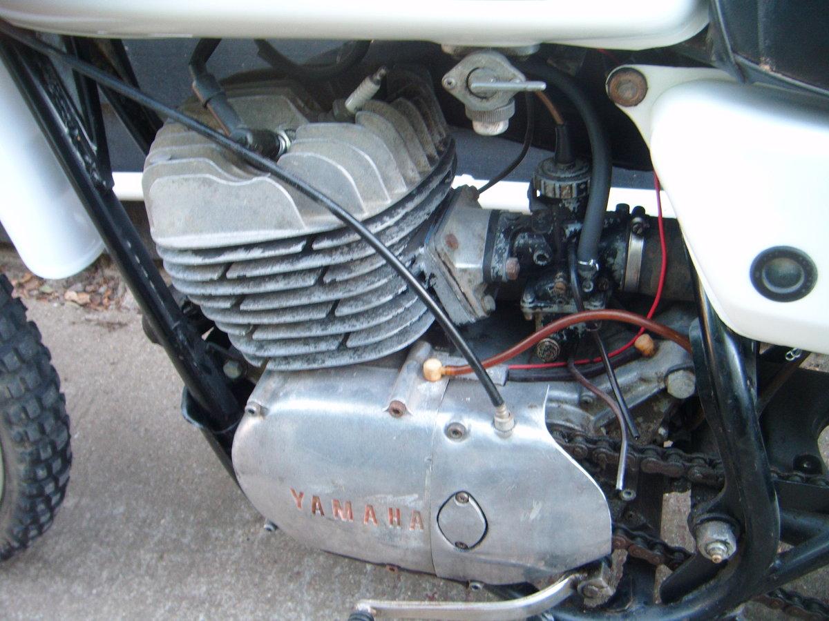 1972 YAMAHA DT250 DT2 MOTORCROSS SCRAMBLER For Sale (picture 5 of 6)