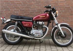 Beautiful Yamaha XS650