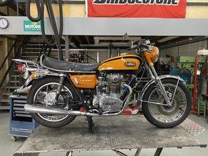 1972 Yamaha XS2 650