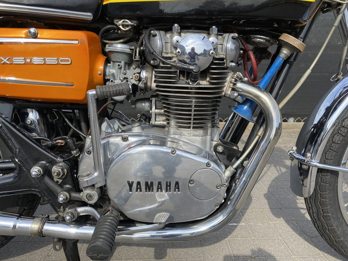 1972 Yamaha XS2 650 For Sale (picture 4 of 6)