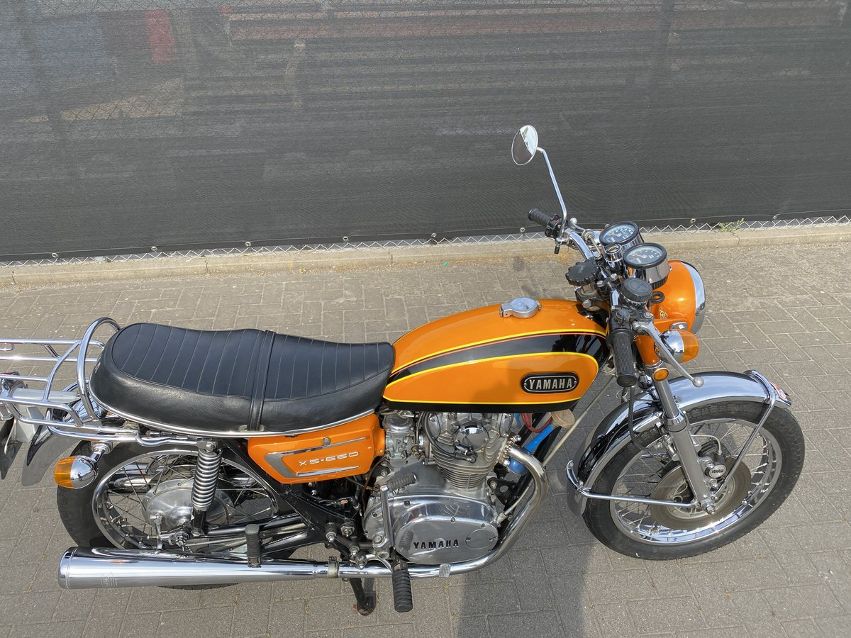 1972 Yamaha XS2 650 For Sale (picture 6 of 6)