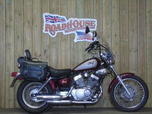 1998 Yamaha XV 250 Virago Only 3,000 Miles From New