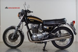 Picture of 1982 Yamaha XS 650 type 447, with 850 cc