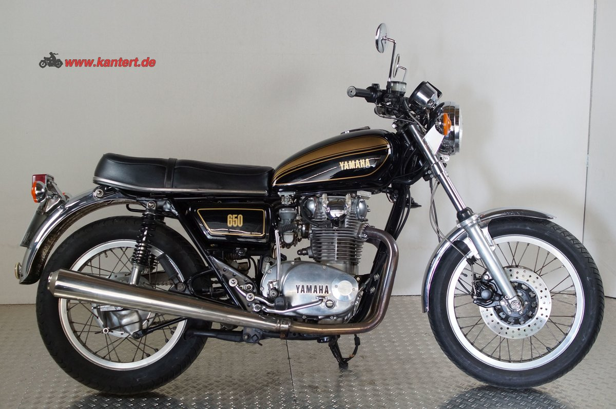1982 Yamaha XS 650 type 447, with 850 cc For Sale (picture 2 of 6)