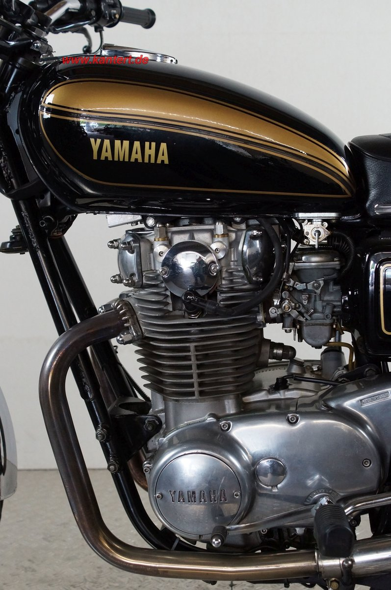 1982 Yamaha XS 650 type 447, with 850 cc For Sale (picture 3 of 6)