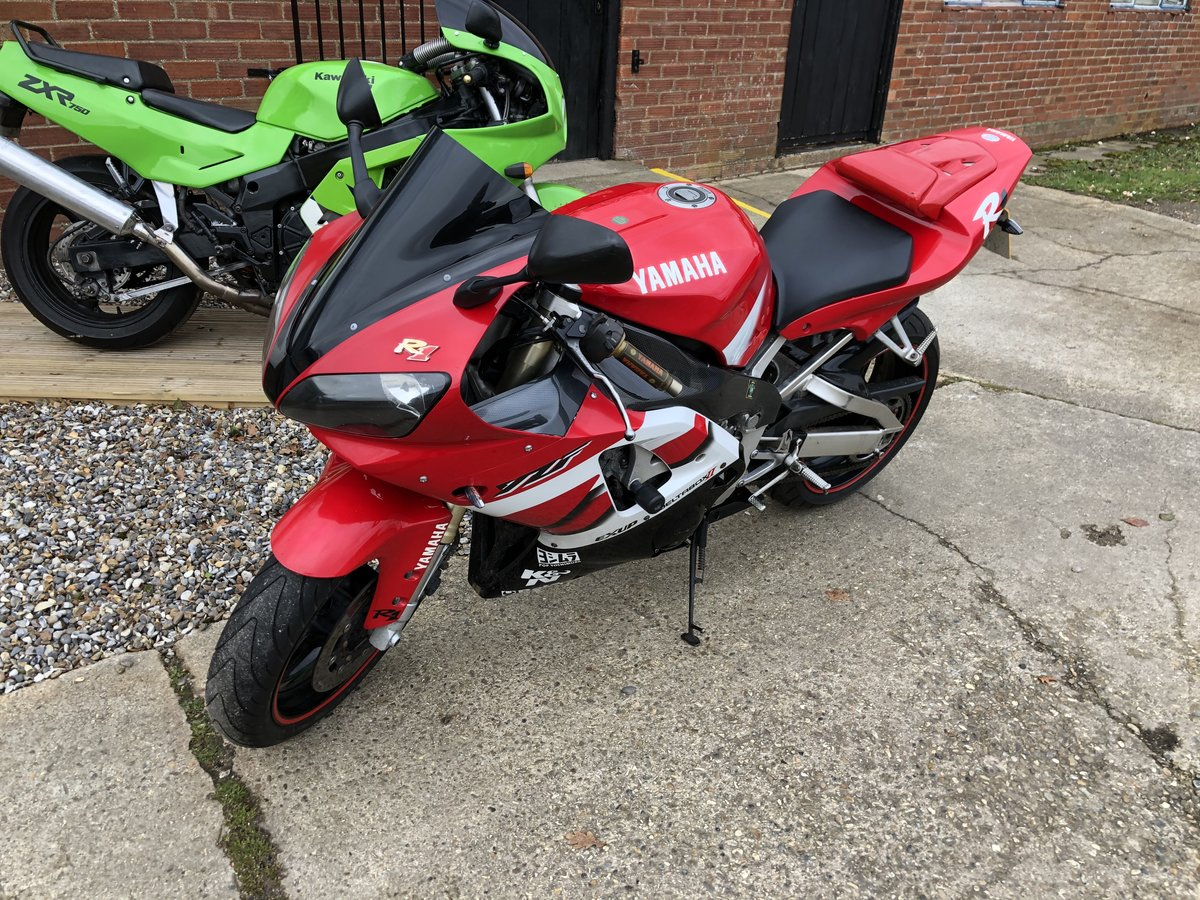 2000 YAMAHA YZF R1 5JJ For Sale (picture 5 of 6)