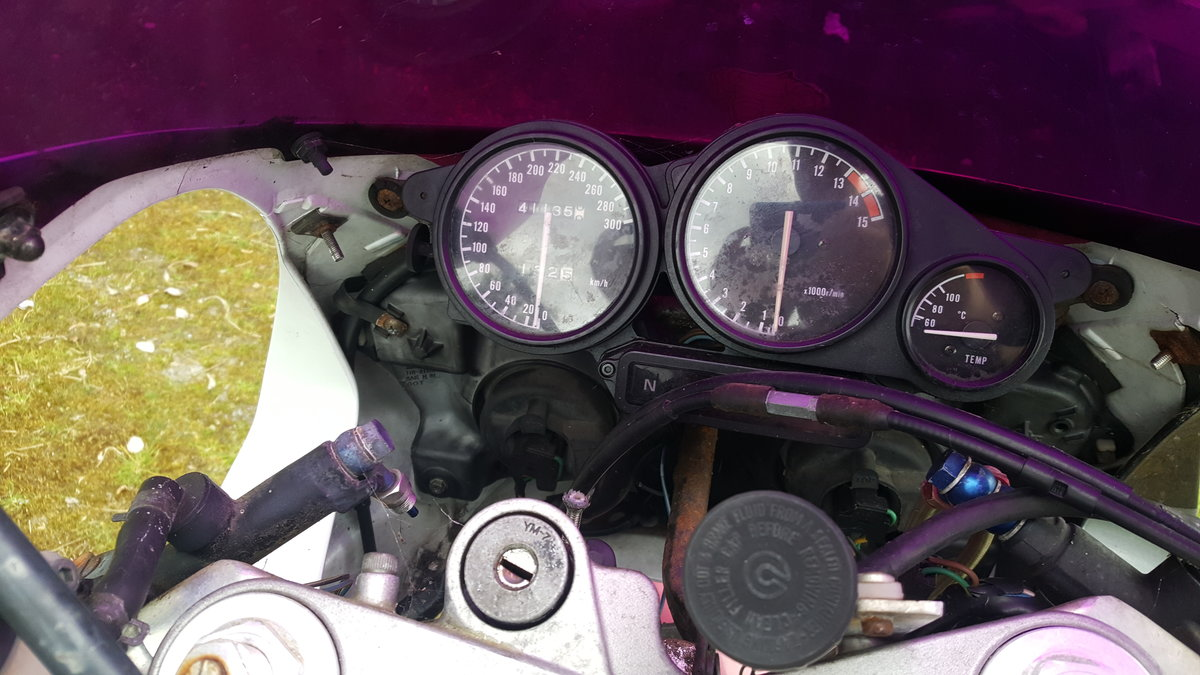 Yamaha YZF 750 SP PROJECT/RACE BIKE 1994 For Sale (picture 5 of 5)