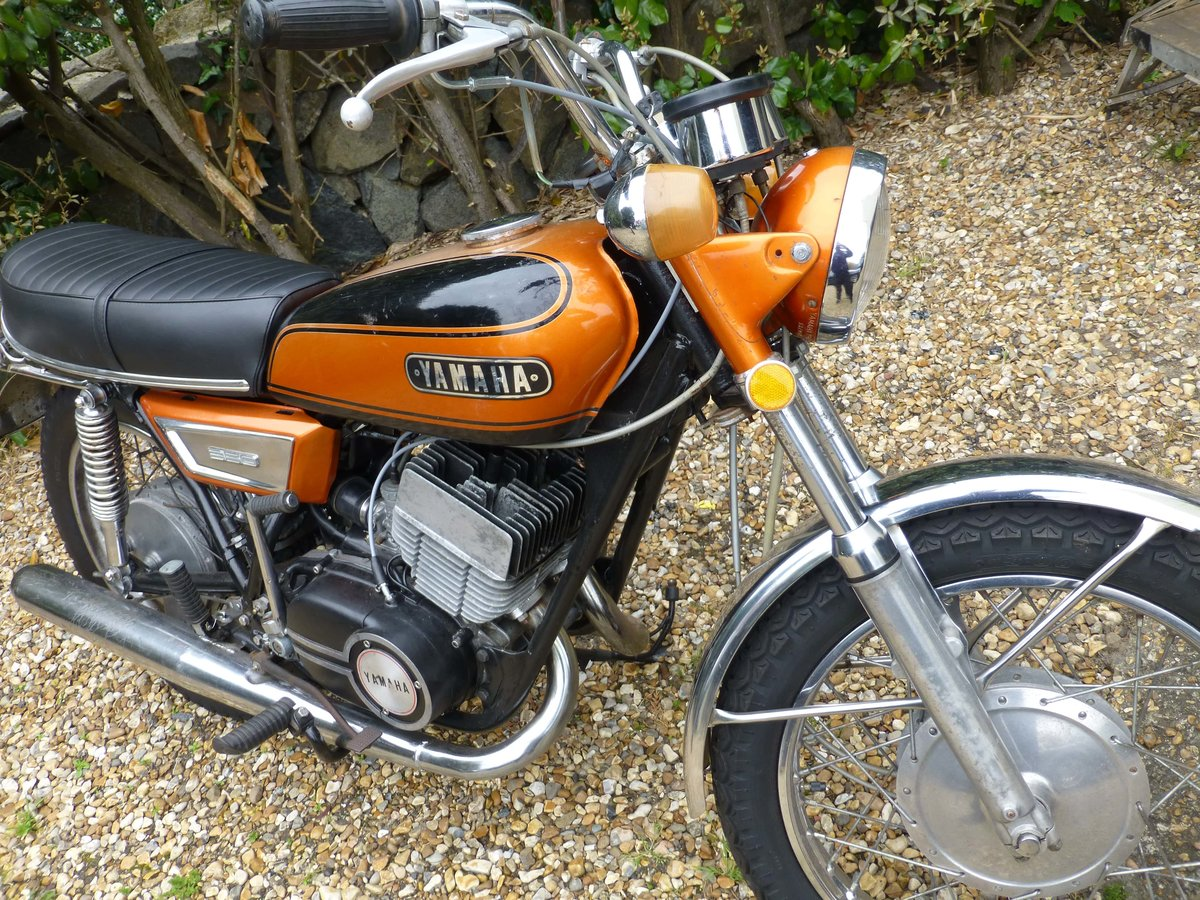1972 2 Yamaha YR5s For Sale (picture 1 of 6)
