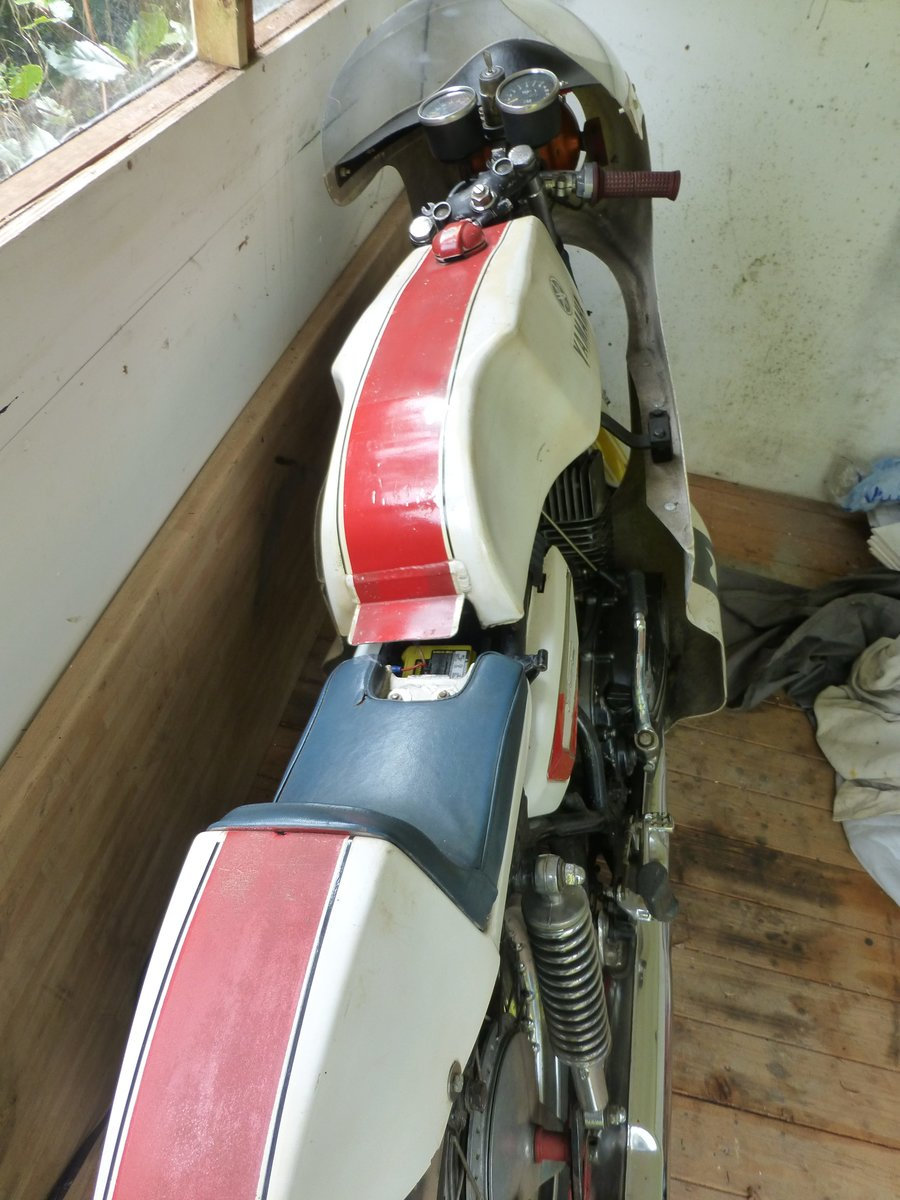 1972 2 Yamaha YR5s For Sale (picture 4 of 6)