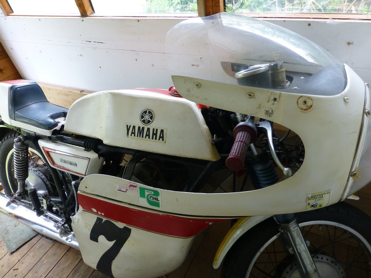 1972 2 Yamaha YR5s For Sale (picture 6 of 6)