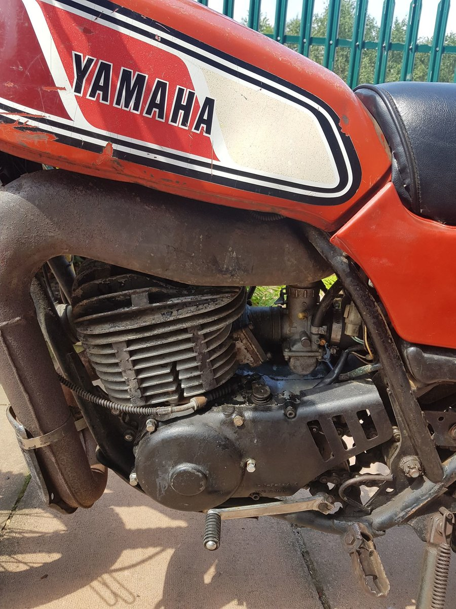 1977 Yamaha dt 400 For Sale (picture 3 of 6)