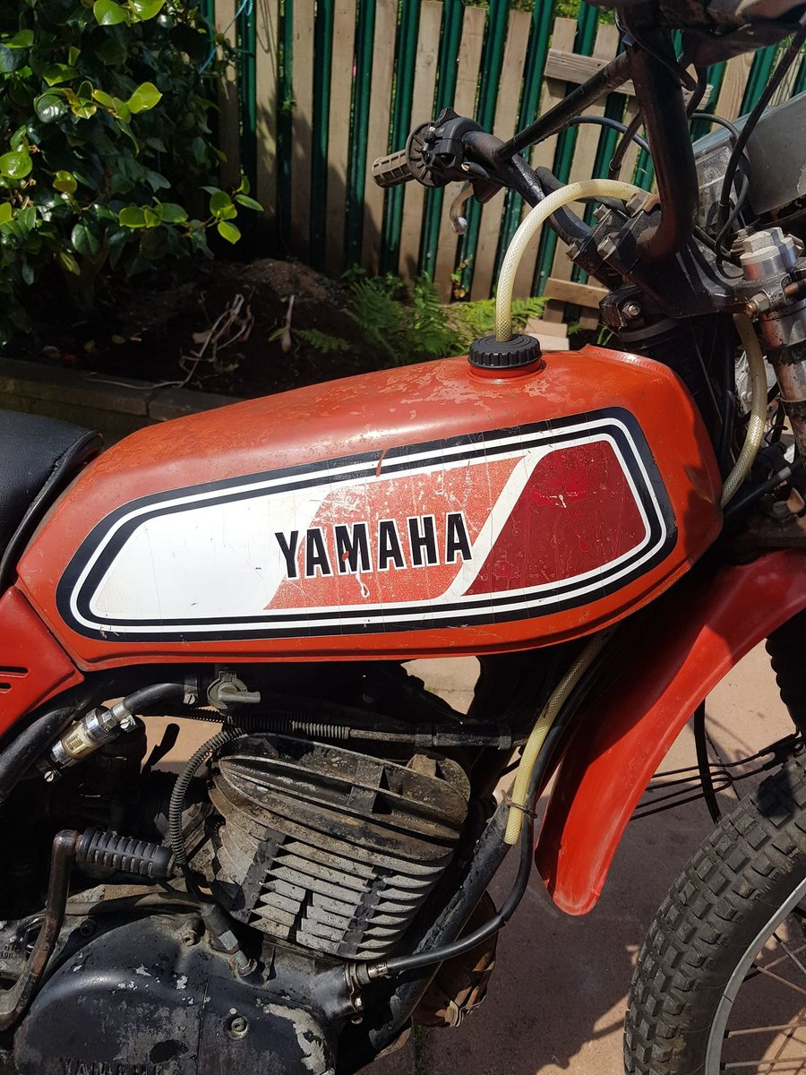 1977 Yamaha dt 400 For Sale (picture 5 of 6)