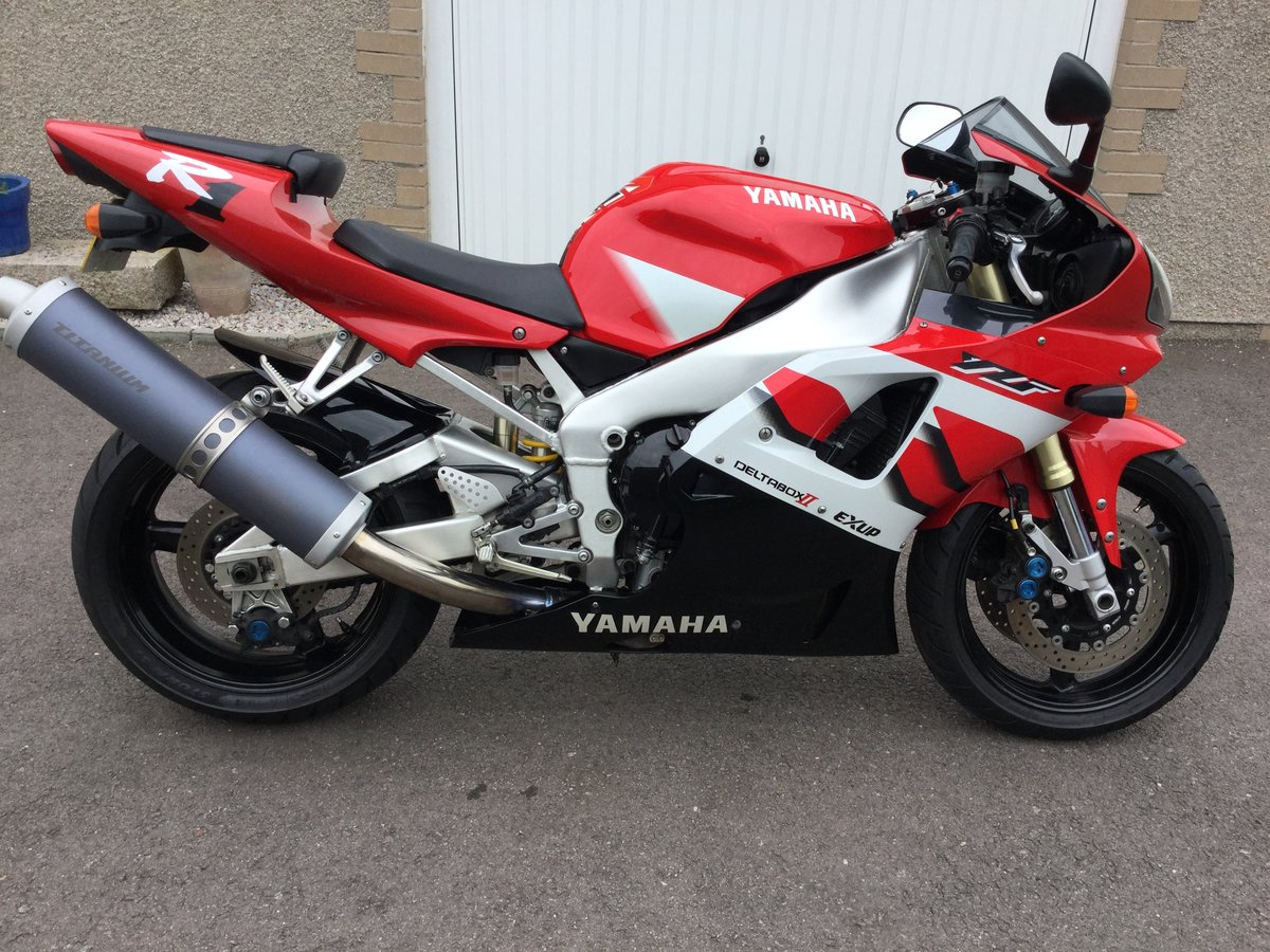 2001 YAM R1 5JJ For Sale (picture 1 of 6)