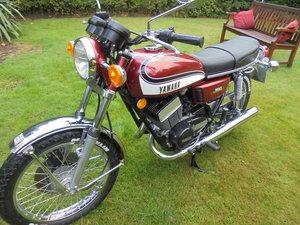 Yamaha rd350 1972 pristine show winner