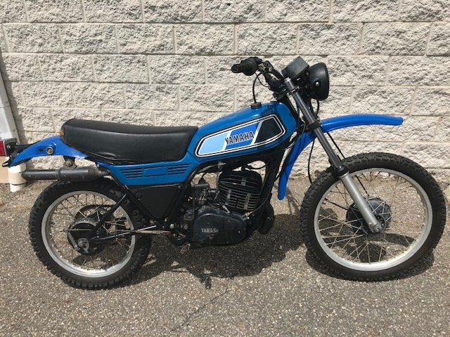 1977 Yamaha DT250  For Sale (picture 1 of 6)