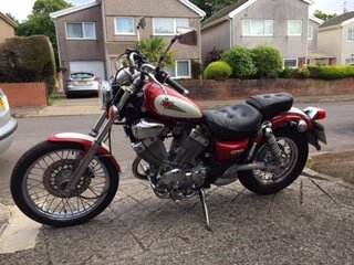 1996 Yamaha Virago 535S  For Sale (picture 3 of 4)