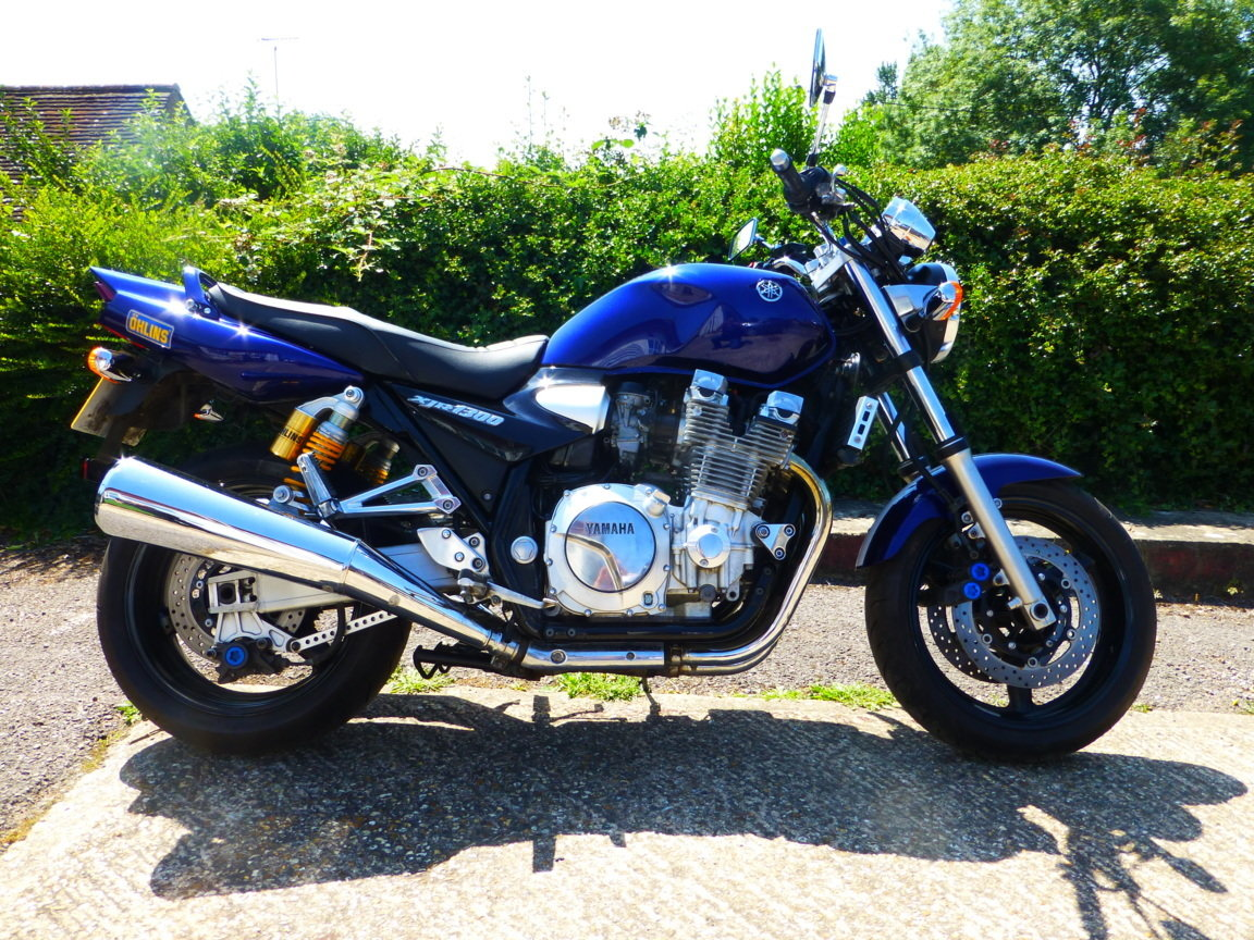 2006 Yamaha XJR1300 SOLD (picture 1 of 4)