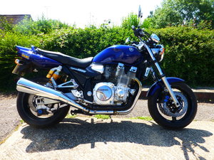 2006 Yamaha XJR1300 SOLD