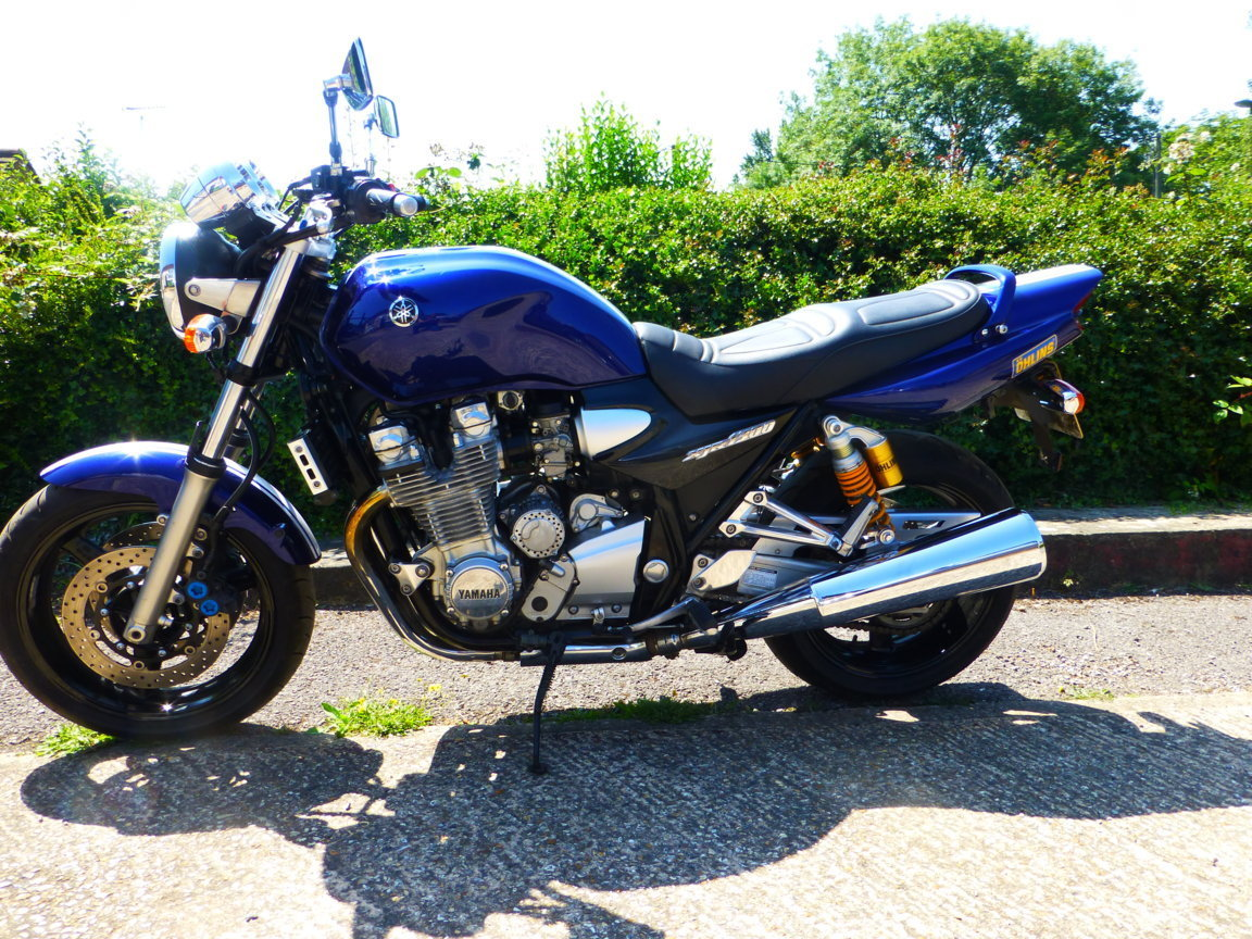 2006 Yamaha XJR1300 SOLD (picture 2 of 4)