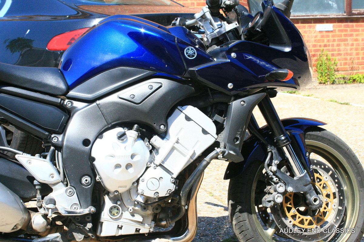 2008 YAMAHA FZ1 For Sale (picture 1 of 6)