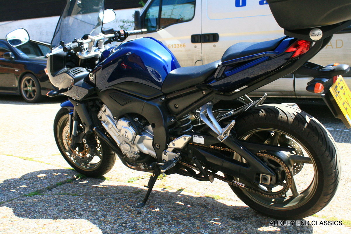 2008 YAMAHA FZ1 For Sale (picture 2 of 6)