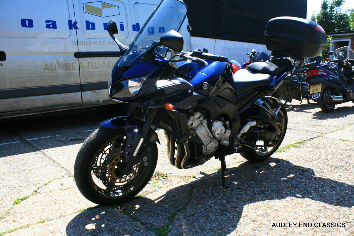 2008 YAMAHA FZ1 For Sale (picture 5 of 6)