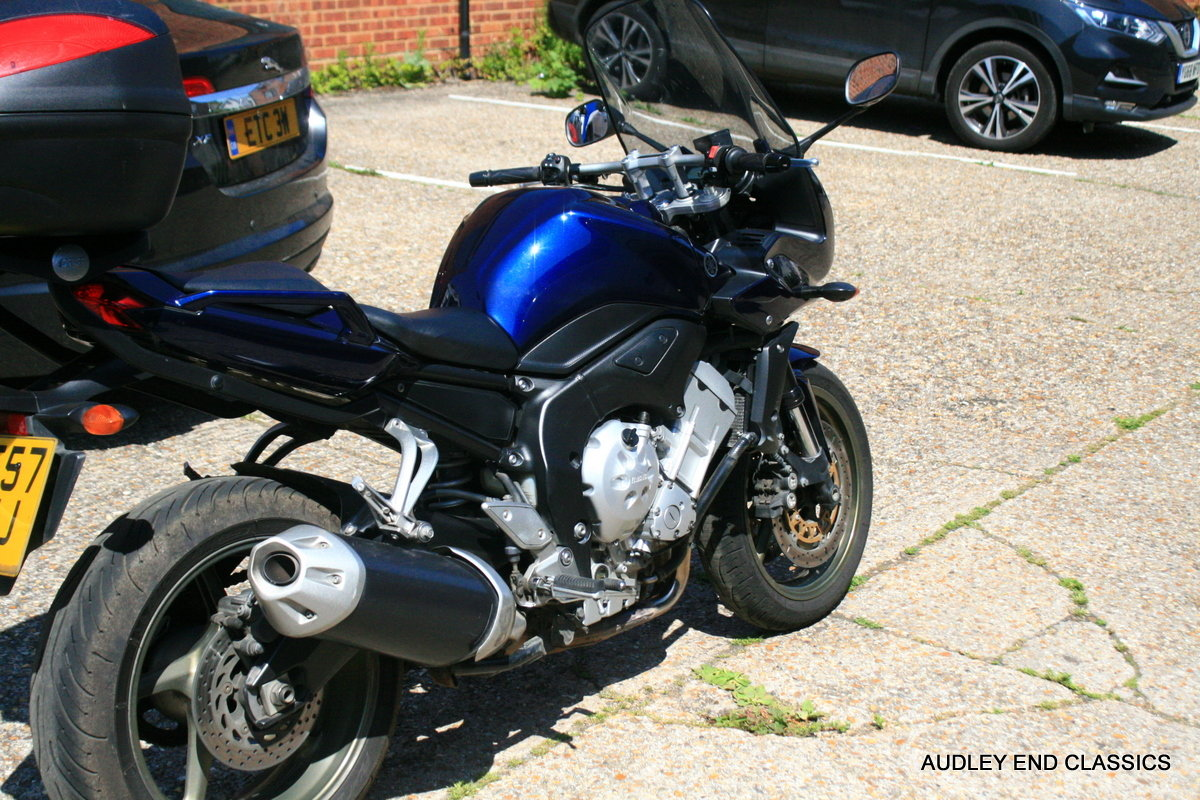 2008 YAMAHA FZ1 For Sale (picture 6 of 6)