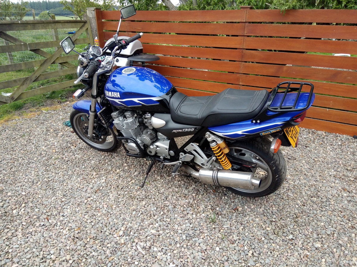 2000 Yamaha XJR 1300 For Sale (picture 1 of 6)