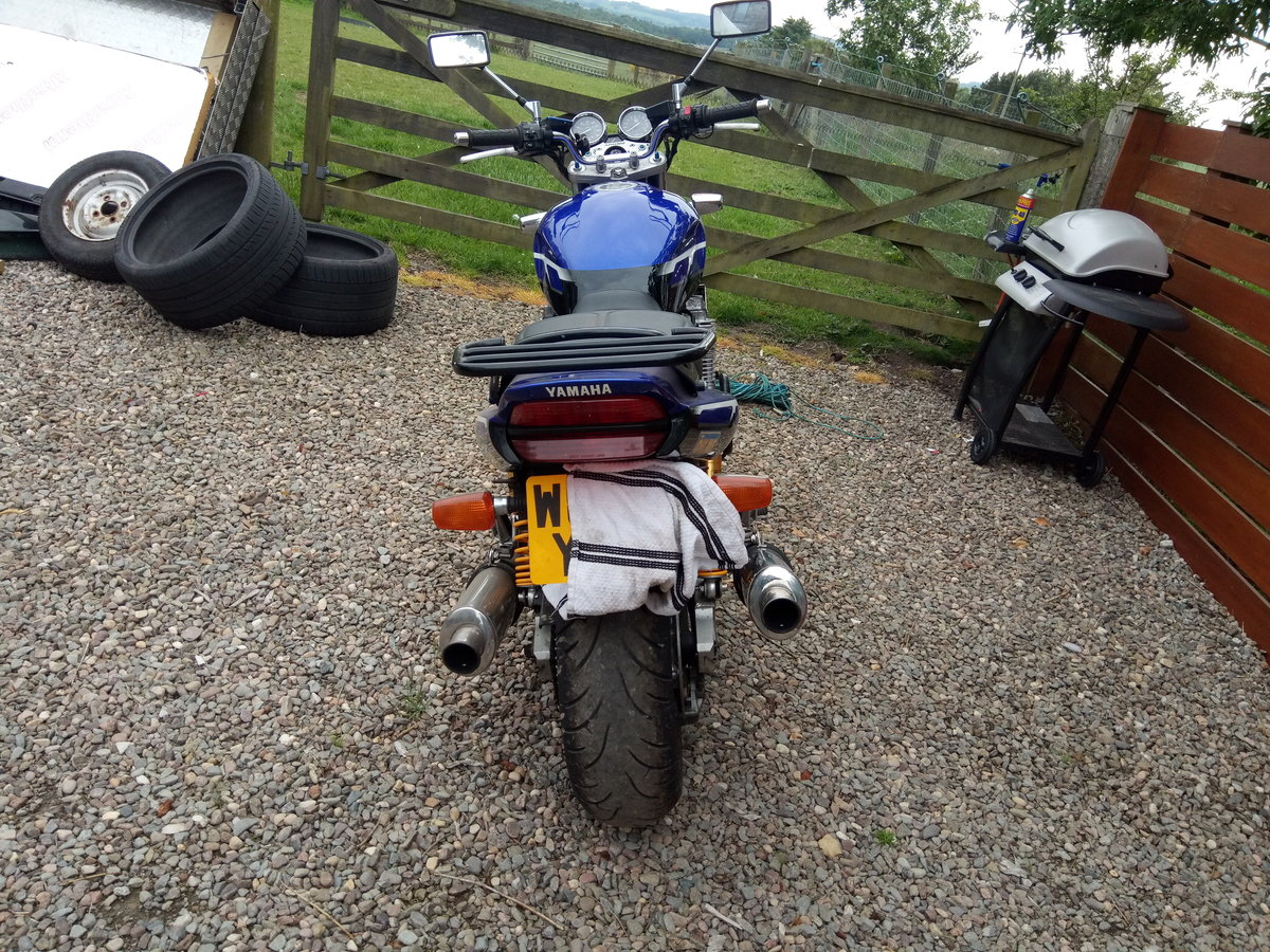 2000 Yamaha XJR 1300 For Sale (picture 4 of 6)