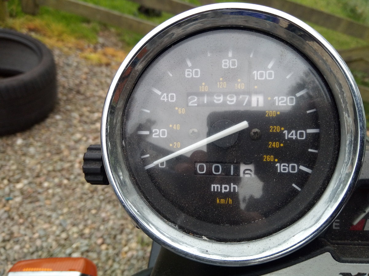 2000 Yamaha XJR 1300 For Sale (picture 6 of 6)
