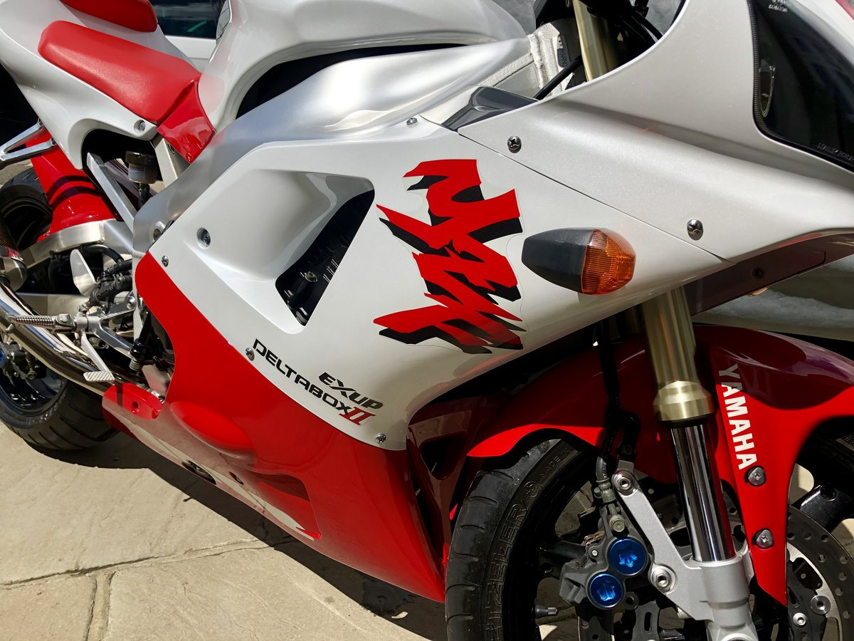 1998 Yamaha r1 For Sale (picture 5 of 6)
