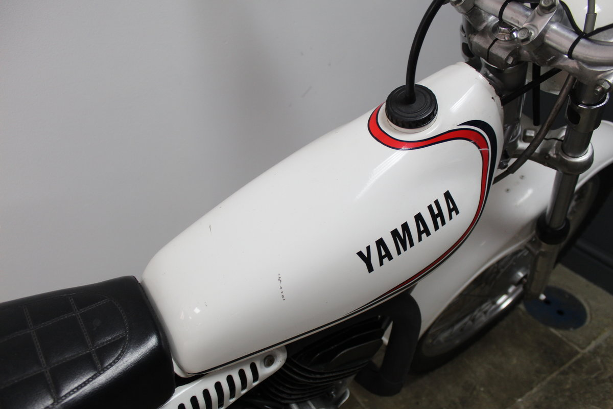 1980 Yamaha TY175 Trials Bike With Original Lights For Sale (picture 2 of 6)
