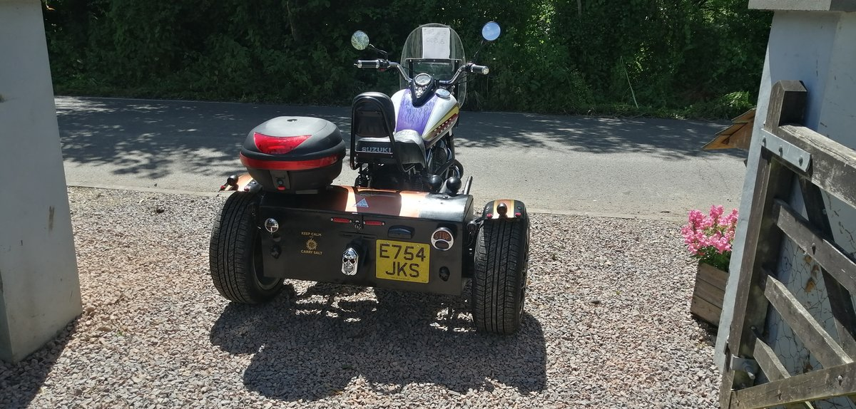1988 Yamaha trike For Sale (picture 3 of 6)