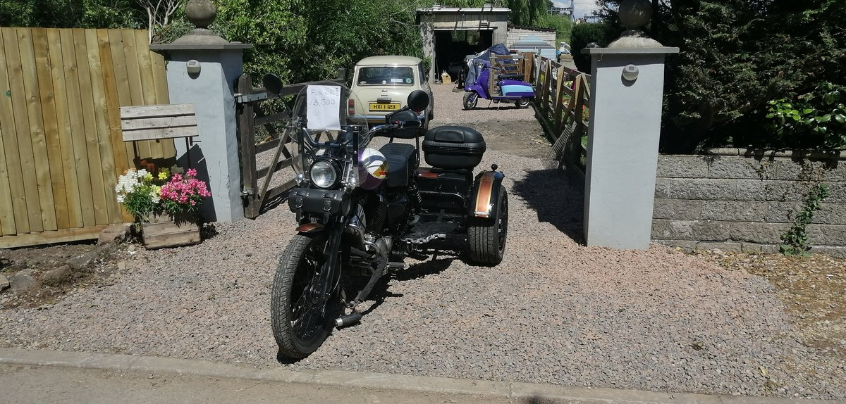 1988 Yamaha trike For Sale (picture 5 of 6)