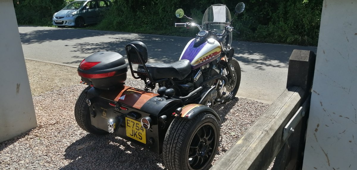 1988 Yamaha trike For Sale (picture 6 of 6)