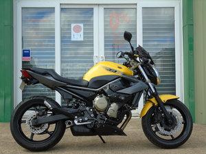 Yamaha XJ 6N 2010 Service History, 15,000 Miles For Sale